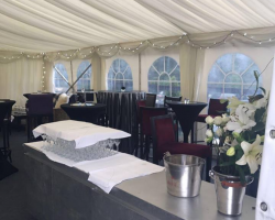 Powerscourt Wedding Marquee